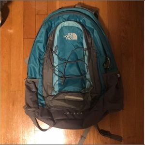 North Face backpack (hardly used)